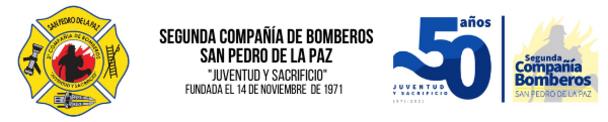 Segunda Compañía de Bomberos San Pedro de la Paz – Segunda San Pedro